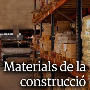 Materials per a la Construcció