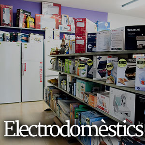 eletrodomèstics
